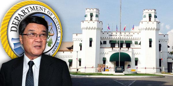 Justice Secretary Vitaliano Aguirre II