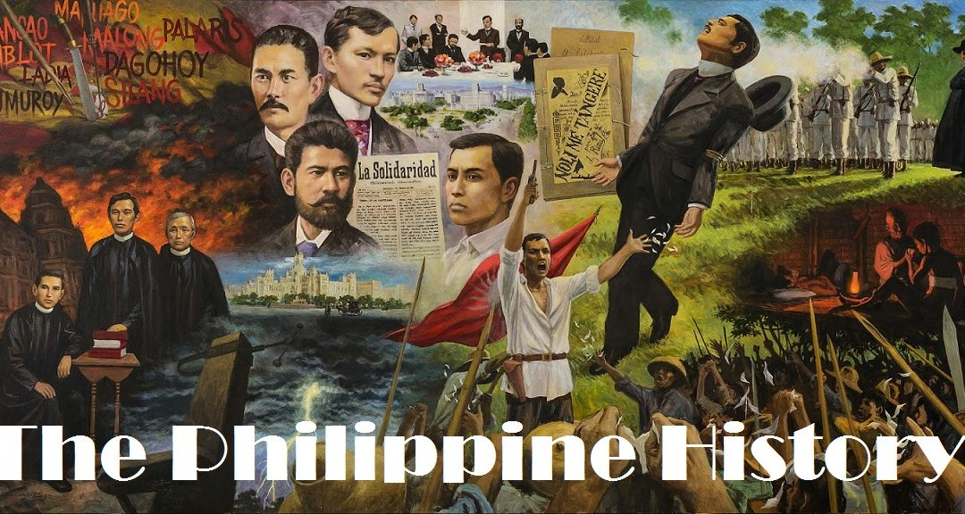 philippine history 1 Escape the ordinary and explore our interesting philippines facts to learn about its colorful history, paradisiacal beaches, unique food, and so much more.