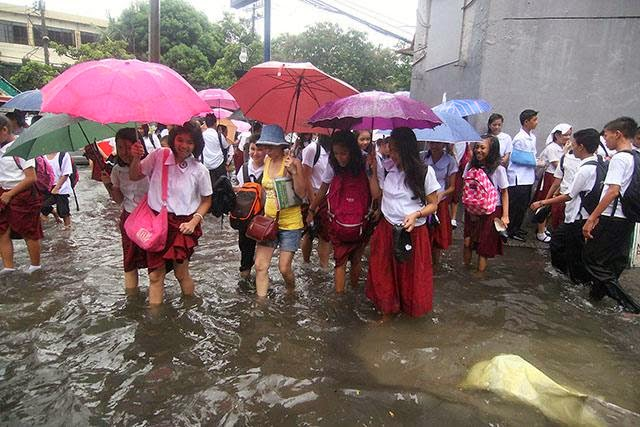 #WalangPasok: List of classes suspended for September 14