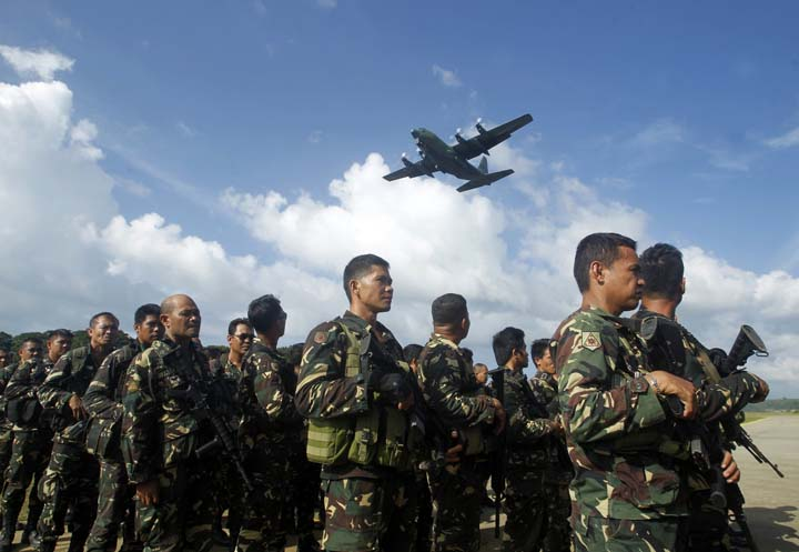 AFP sees no destabilization threats in the offing