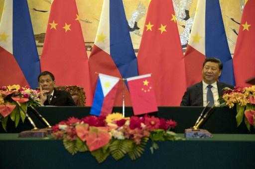 President Duterte details Scarborough Shoal compromise