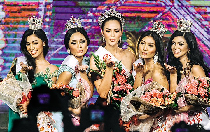 Fil-Aussie model crowned 2016 Miss World PH at Manila Hotel