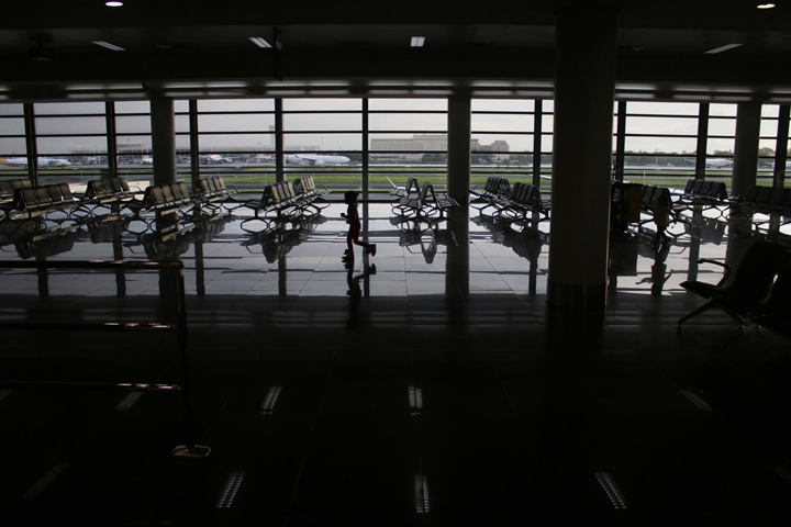 Domestic flights cancelled due to Lawin