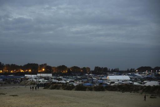 "Calais' ""Jungle"" dismantling to start Oct. 24"