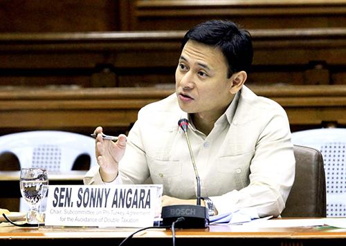 Senador Sonny Angara