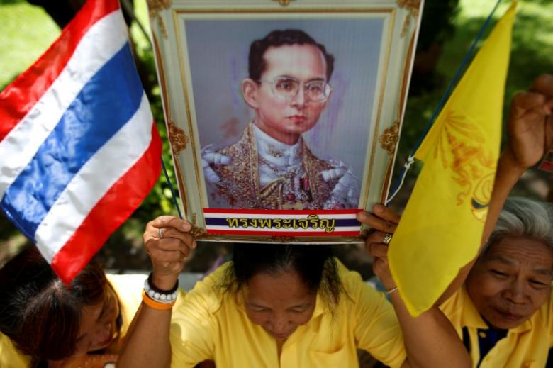 Thai king's condition unstable after hemodialysis treatment -palace