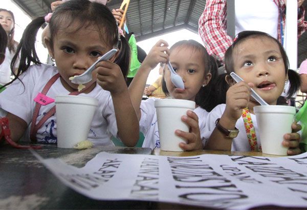 Senate raises daycare feeding