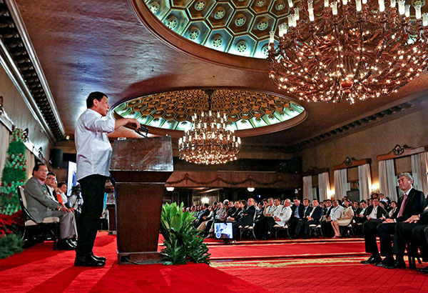 Business titans vow to support development of Sulu