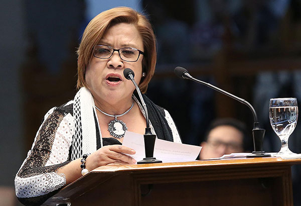 War on drugs targets poor – De Lima