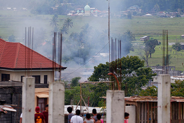Marawi rehab prioritizes clearing of buildings, residents' return