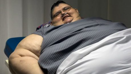 heaviest man in the world