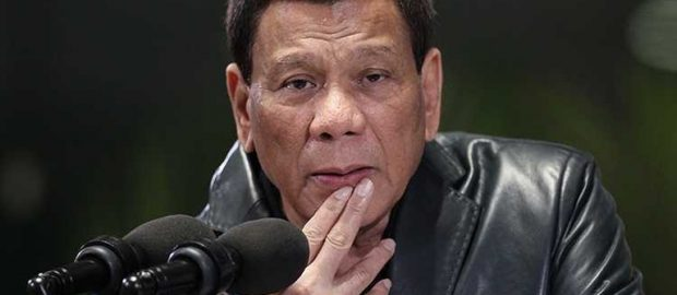 Duterte says he'll never legalize medical marijuana
