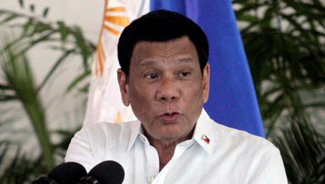 Duterte Chinese Workers