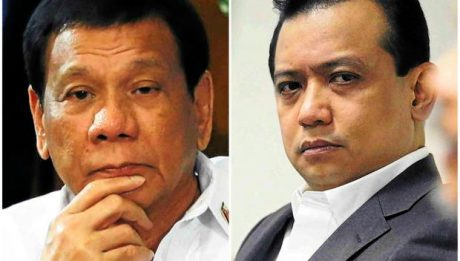 Duterte to subpoena Trillanes' 84-yr-old mother over gov't transactions