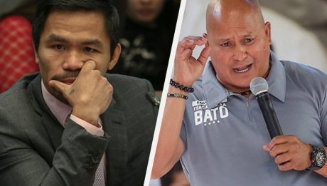 Pacquiao volunteers to teach 'Bato' about Senate work