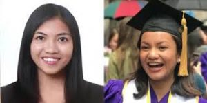 Two Filipinas graduate summa cum laude at Wharton, NYU