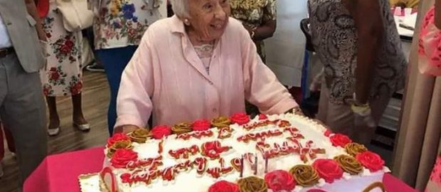 107 years old