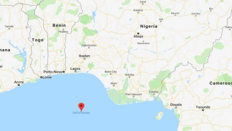sailors kidnapped off Cameroon