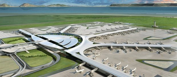 San Miguel Corp on Friday released a number of design options for the proposed New Manila International Airport (NMIA) in Bulakan, Bulacan.