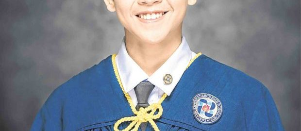 Son of Capiz farmer wins $300K scholarship to Wesleyan University