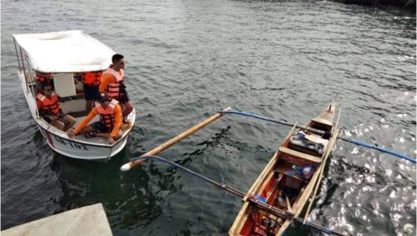 illegal fishing in Siquijor