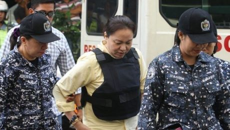 Solons hit Napoles inclusion on list of convicts freed under GCTA