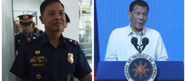 Duterte tells Bacolod police official Espenido 'You are free to kill everybody.'