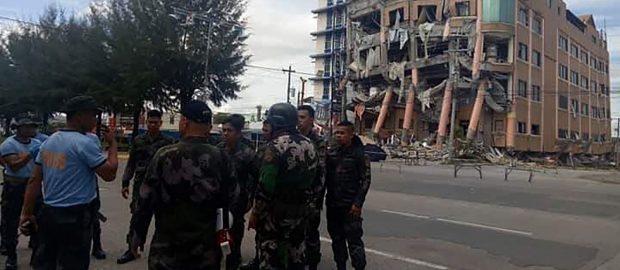 Magnitude 6.5 earthquake rocks Cotabato
