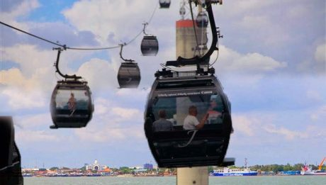 Cable Car in ILOILO Soon