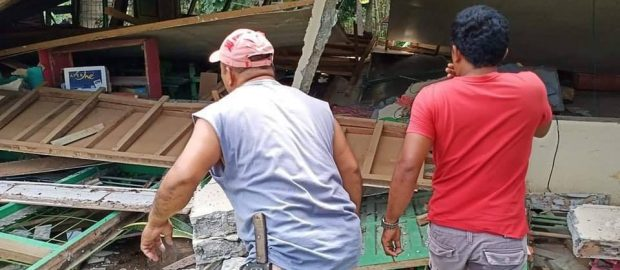 Cotabato quake
