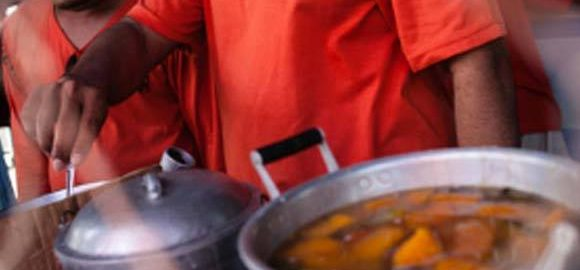 Bilibid inmate complains about meals