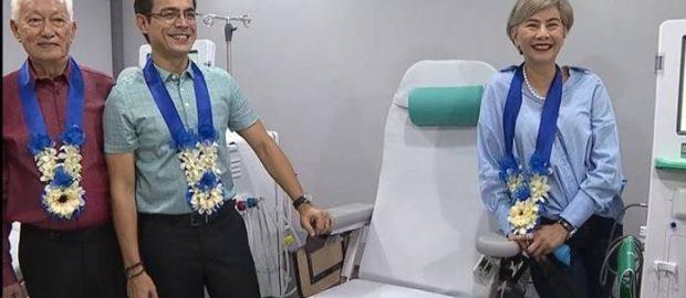 pinakamalaking dialysis center sa bansa