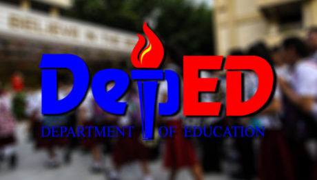 DepEd official who attended national event tests positive for COVID-19