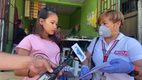 Taguig distributes pills to prevent pregnancies during lockdown