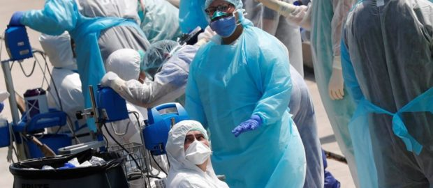 US overtakes China with most cases of Coronavirus