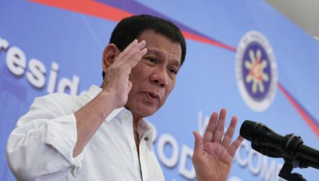 Duterte signed into law a 165.5 billion pesos ($3.4 billion)
