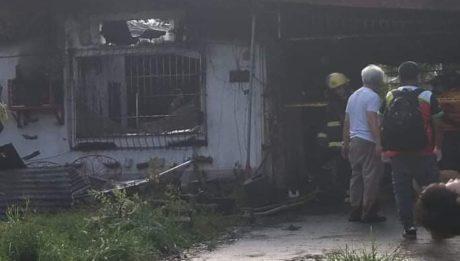 Bacolod City fire