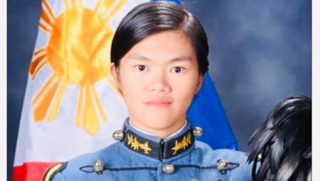 tops Philippine Military Academy class of 2020