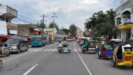 COVID-19 cases in Pangasinan