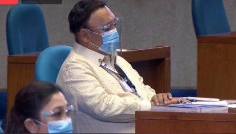SONA ni Duterte binigyan nang gradong '9 out of 10' ni Roque