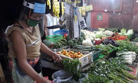 Samar provincial government has issued an executive order requiring all residents to wear face shields outdoor