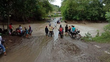 flood in Mindanao