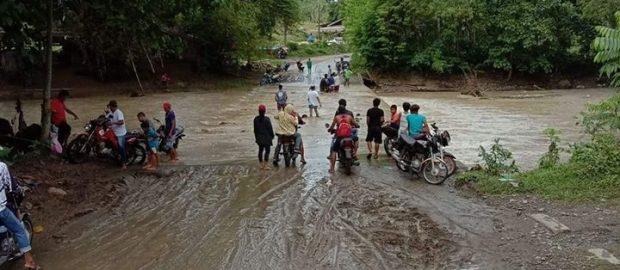flood in Mindanao