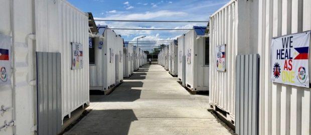 Biggest' quarantine facility