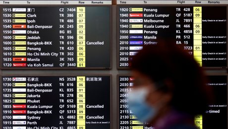Filipinos traveling to Singapore must present negative swab tests before boarding