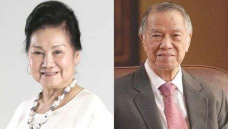 Lucio Tan's Wife Carmen