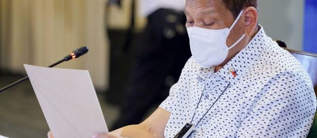 Duterte orders release of P1.5 billion to LGUs hit by 'Ulysses'