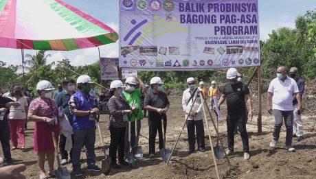 Lanao del Norte Launched Balik Probinsya