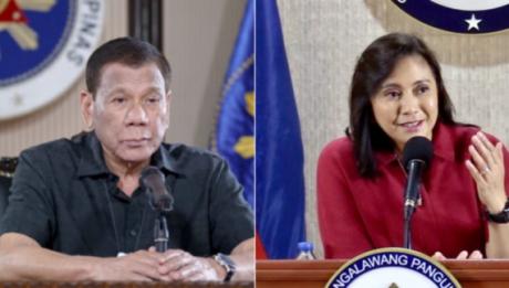PH celebs explode in anger over Duterte's 'meltdown' vs Robredo