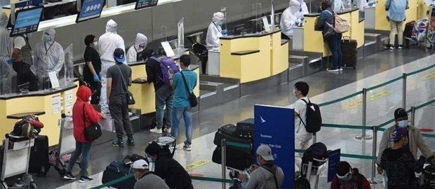 8 co-passengers of 1st variant patient test positive